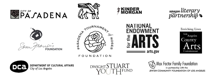 Institutional supporters logos