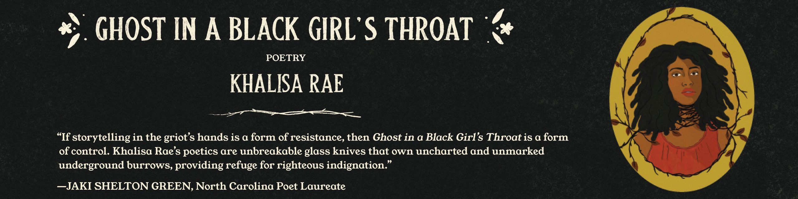Ghost in a Black Girl's Throat banner