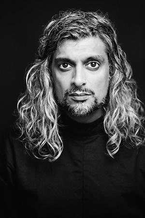 Kazim Ali headshot