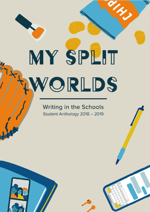 My Split Worlds Writing in the Schools cover